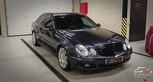 Mercedes E 200 CDI (122 л.с.) W211